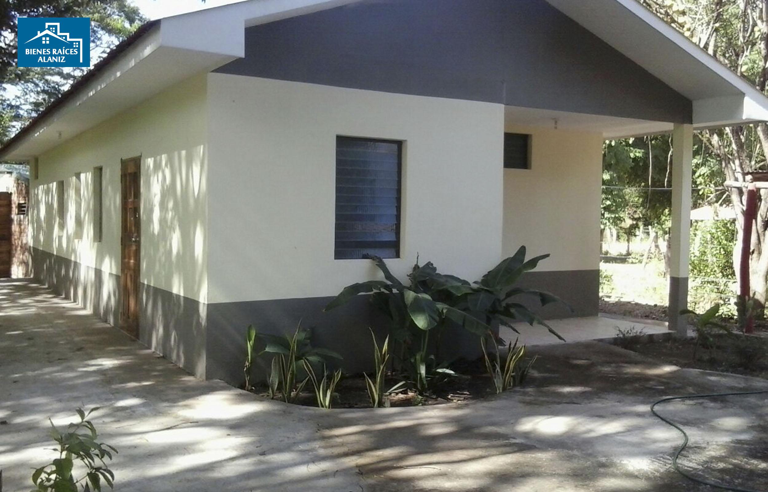 Se vende Casa en Playa Gigante, Rivas