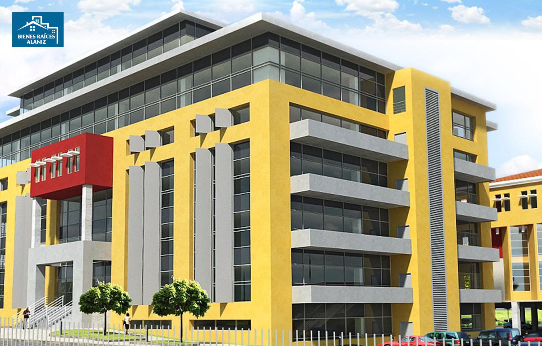 Edificio ubicado en el centro de Managua, vende o renta espacios para oficina, consultorios, negocios, etc.