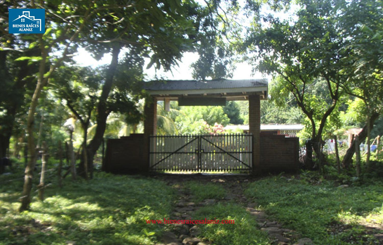 Se vende Lote en Isla de Ometepe