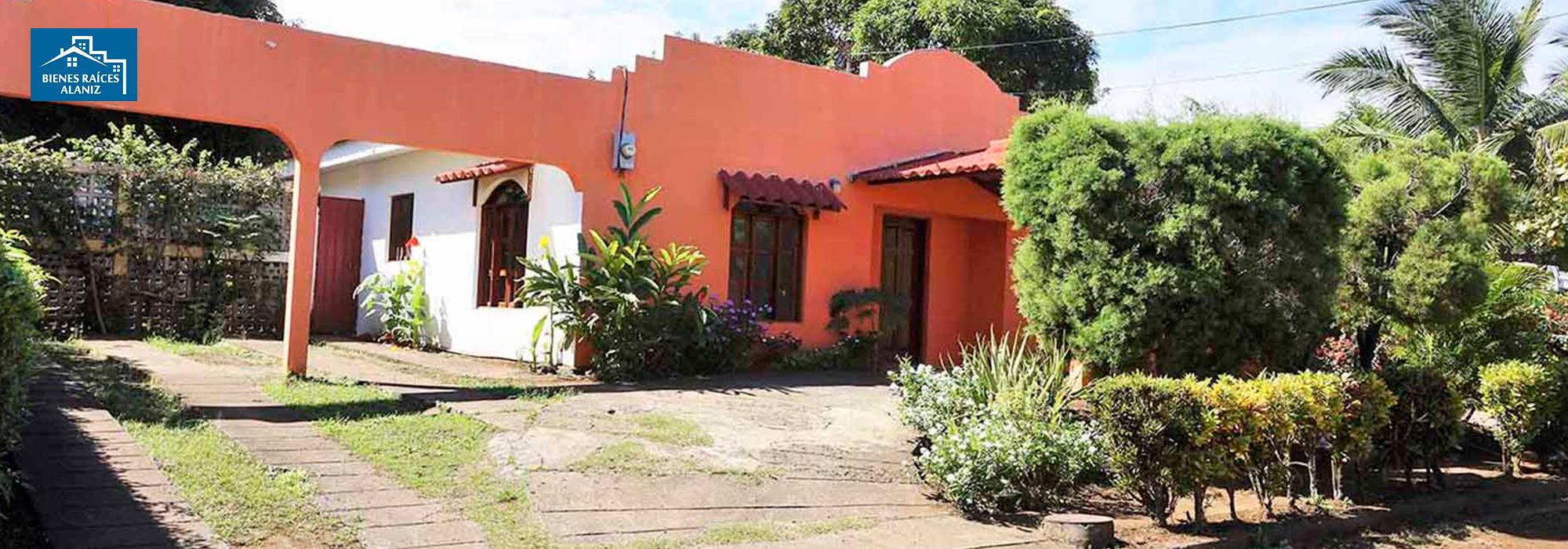 Se Alquila Casa en Residencial Vista Hermosa, Ticuantepe, Managua.
