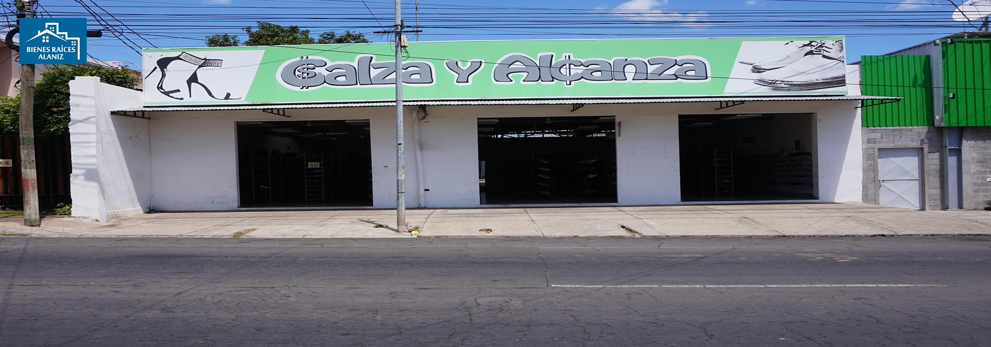Se Alquila amplio y bonito módulo en El Carmen, Managua