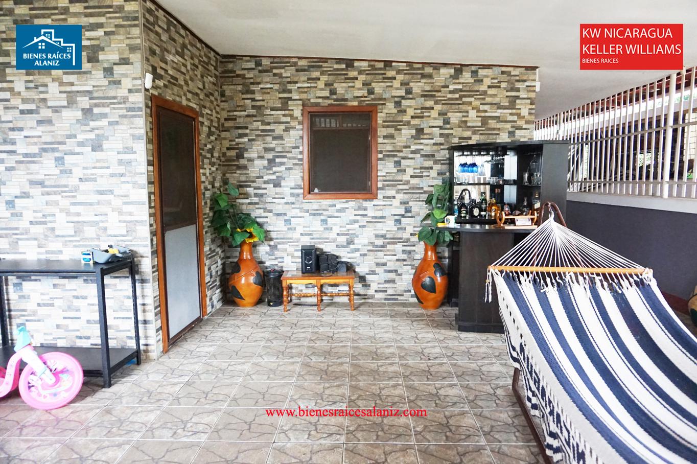 Se vende casa en el Sector de la Borgoña Ticuantepe, Managua
