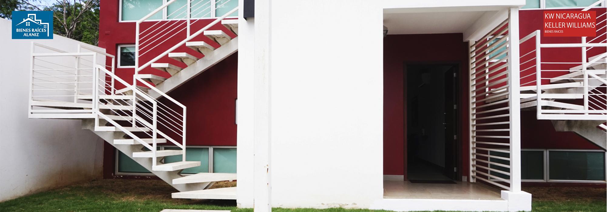 Se vende apartamento full amueblado en Pinares de Santo Domingo, Managua